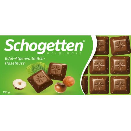 Schogetten Vollmilch-Nuss
