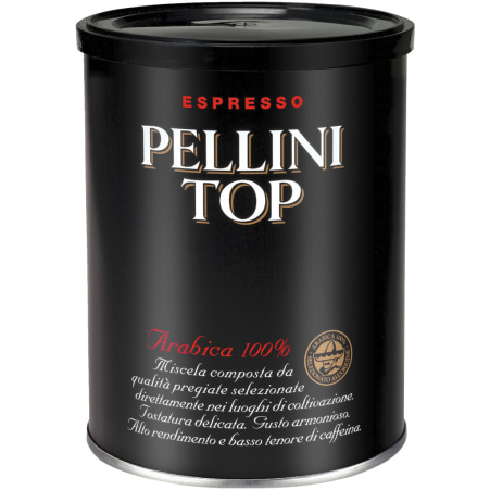 PELLINI Top Arabica Espresso gemahlen