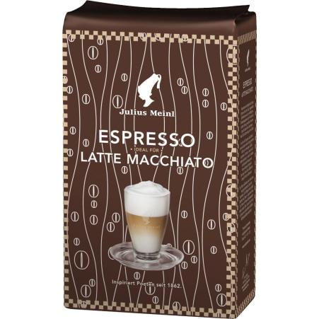 Julius Meinl Grande Espresso Latte Macchiato ganze Bohnen