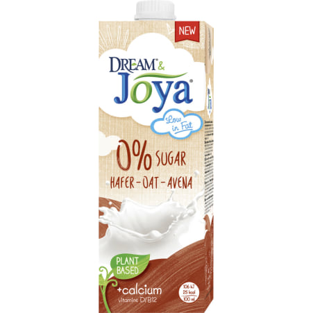 Dream & Joya Dream 0% Zucker Hafer Drink 1,0 Liter