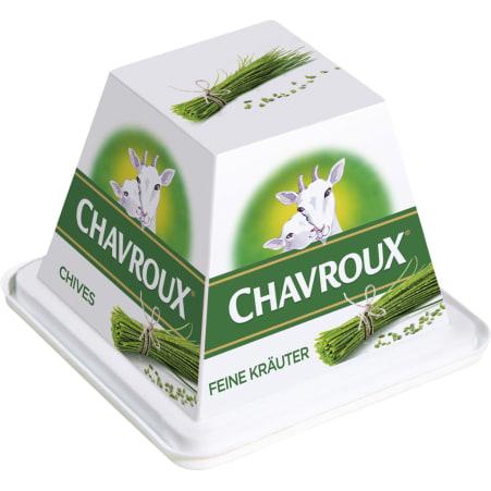 CHAVROUX Ziegenfrischkäse Kräuter 45%