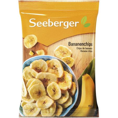 Seeberger Bananenchips