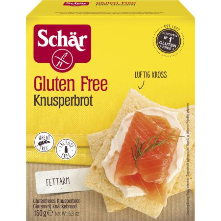Schär Knusperbrot hell glutenfrei