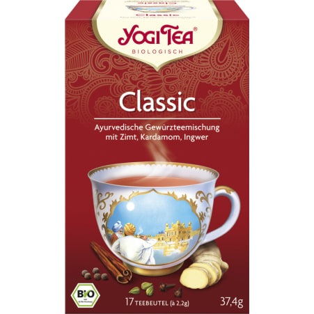 YOGI TEA Bio Classic Cinnamon