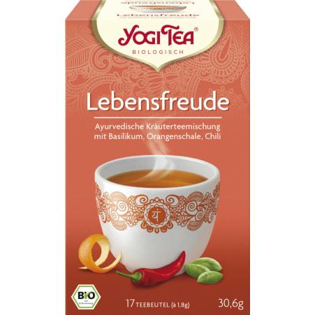 YOGI TEA Bio Lebensfreude Tee