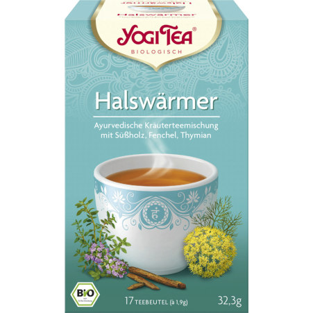 YOGI TEA Bio Halswärmer