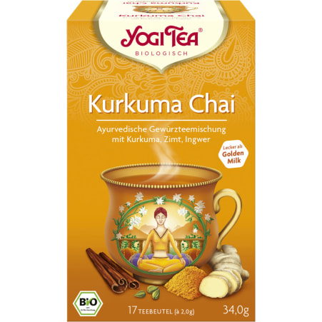 YOGI TEA Bio Kurkuma Chai