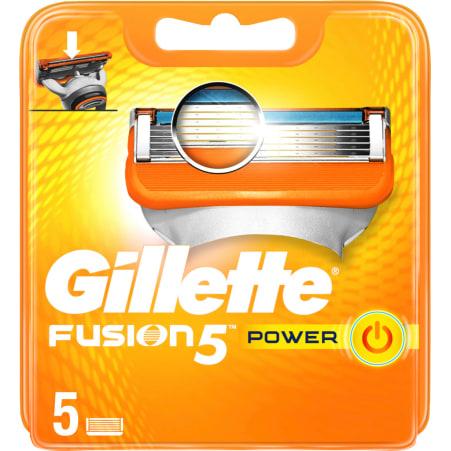 Gillette Fusion 5 Power Klingen 5er-Packung