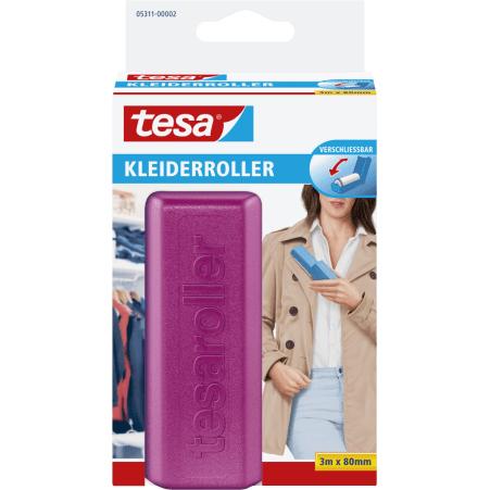 tesa® Kleiderroller verschließbar