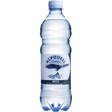 ALPQUELL Mineralwasser mild 0,5 Liter