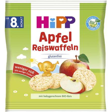 HiPP Reiswaffel Apfel