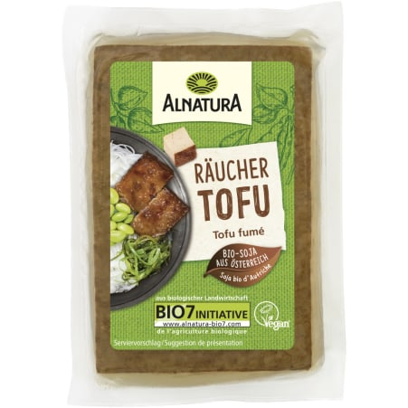 Alnatura Bio Räucher-Tofu