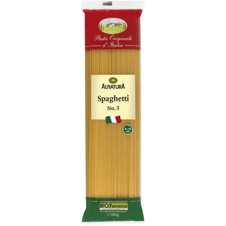 Alnatura Bio Spaghetti Hartweizen