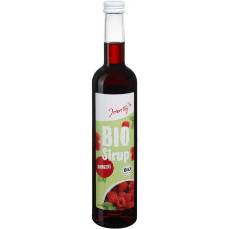 Jeden Tag Bio Sirup Himbeere 0,5 Liter