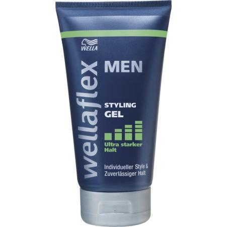 Wella Retail Men Styling Gel