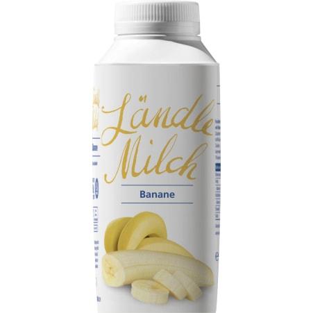 Vorarlberg Milch Ländle Milch Banane