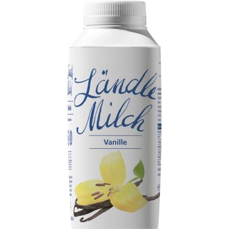 Vorarlberg Milch Ländle Milch Vanille