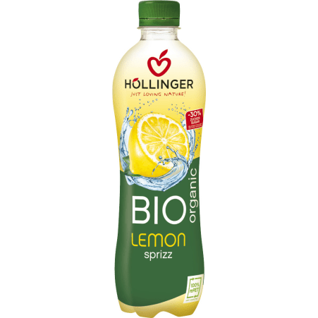 Höllinger Bio Lemon Sprizz 0,5 Liter