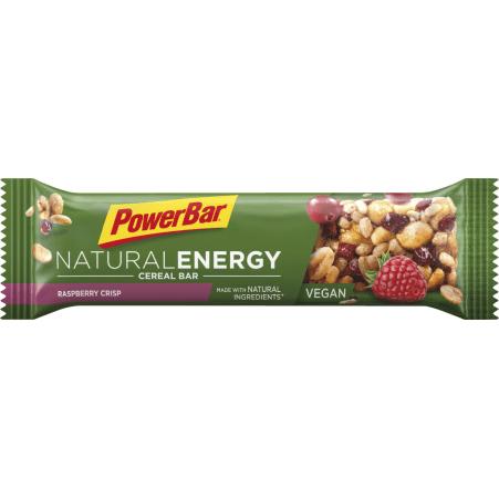 POWERBAR® Natural Energy Cereal Bar Raspberry Crisp