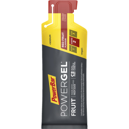 POWERBAR® Power Gel Fruit