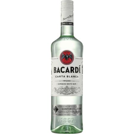 BACARDI Carta Blanca Weißer Rum 37,5%