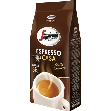 Segafredo Zanetti Espresso Casa ganze Bohne