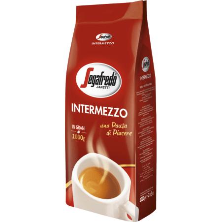 Segafredo Zanetti Intermezzo ganze Bohne 1 kg