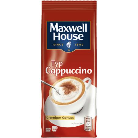 MAXWELL HOUSE Cappuccino Pulver