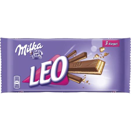 MILKA Leo Schokoriegel 3er-Packung