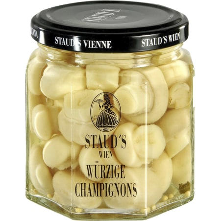 STAUD'S Würzige Champignons