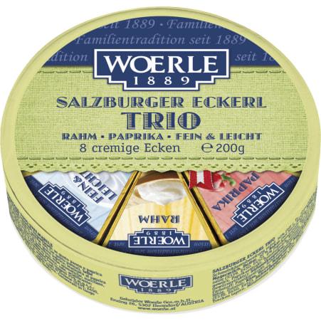 Woerle Salzburger Eckerl Trio