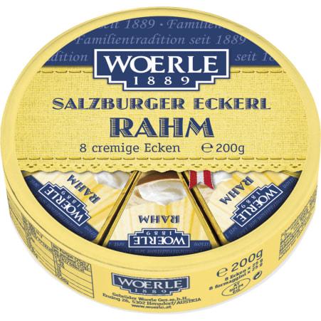 Woerle Salzburger Eckerl Rahm