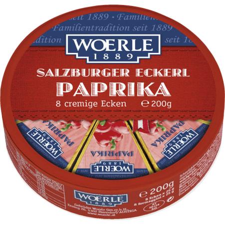Woerle Salzburger Eckerl Paprika
