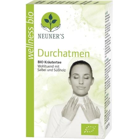 Neuner's Bio Wellness Kräutertee Durchatmen