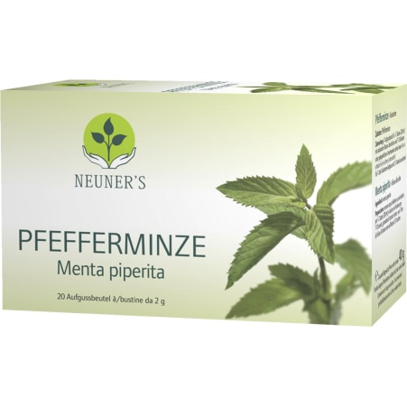 Neuner's Tee Pfefferminze