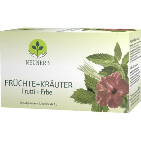 Neuner's Tee Früchte und Kräuter