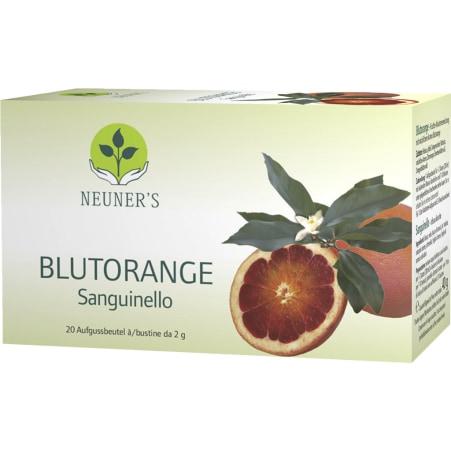 Neuner's Tee Blutorange