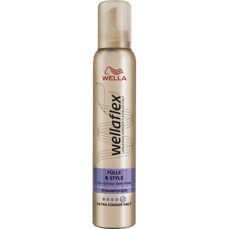 Wella Retail Schaum Fülle & Style für feines Haar