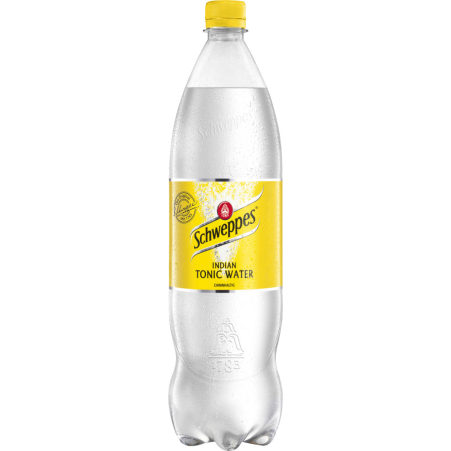 Schweppes Indian Tonic Water 1,25 Liter