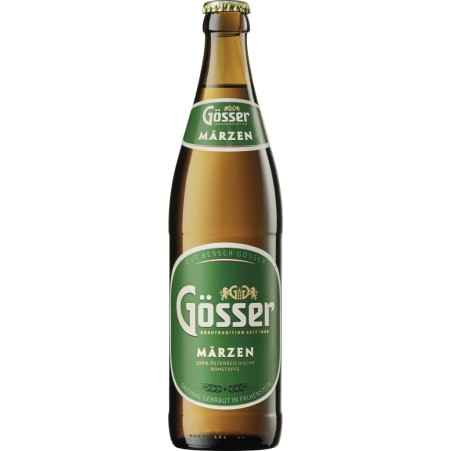 Gösser Falkensteiner Mehrweg-Flasche 0,5 Liter