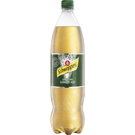 Schweppes American Ginger Ale 1,25 Liter