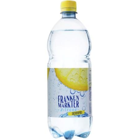 Frankenmarkter Zitronengetränk Tray 6x 1,0 Liter