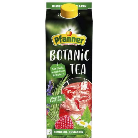 Pfanner Botanic Tea Himbeer-Rosmarin 2,0 Liter