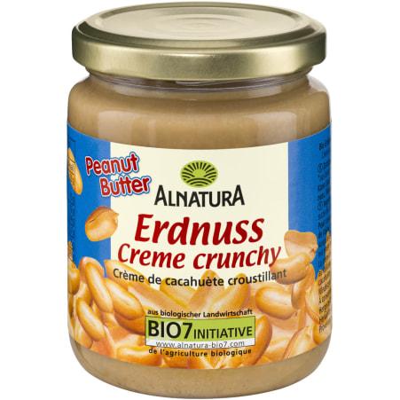 Alnatura Bio Erdnusscreme Crunchy