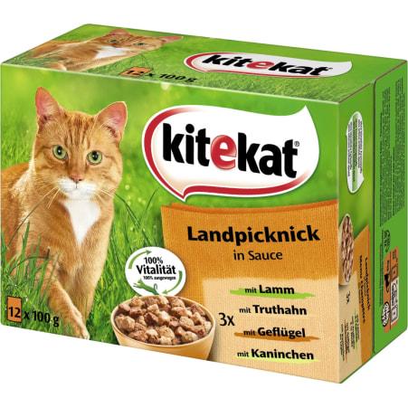 KITEKAT Landpicknick 12x 100 gr