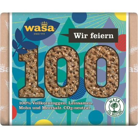 Wasa Knäckebrot 100