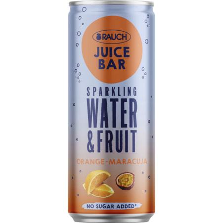 Rauch Juice Bar Orange-Maracuja 0,33 Liter Dose