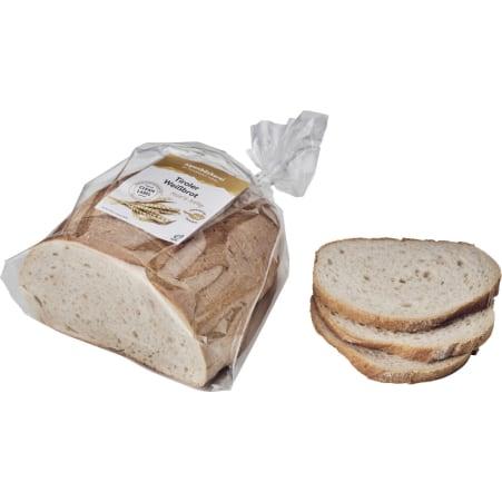 Alpenbäckerei Tiroler Weißbrot geschnitten