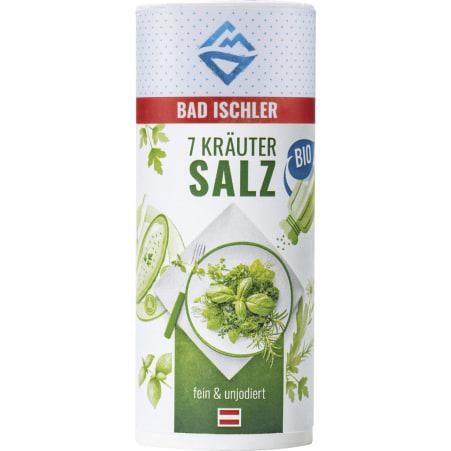 Bad Ischler Bio 7 Kräuter Salz