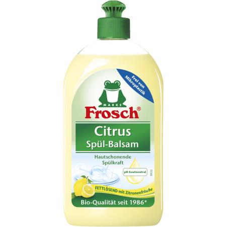 Frosch Spül-Balsam Citrus
